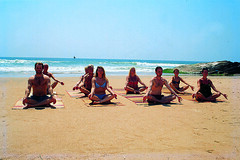 Yoga | by Kerala Tourism