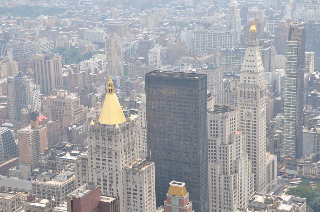 ... New York Life Insurance Building And Metropolitan Life Insurance  Company Tower | By Ryan Hadley