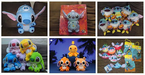 September Stitch UFO catchers | by tikistitch