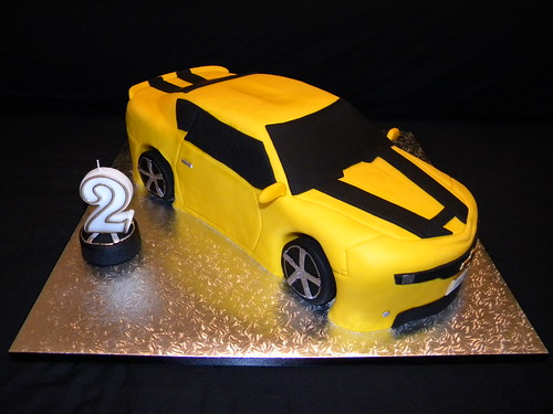 Camaro Cake Pan