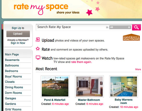 rate my space | Baudouin | Flickr