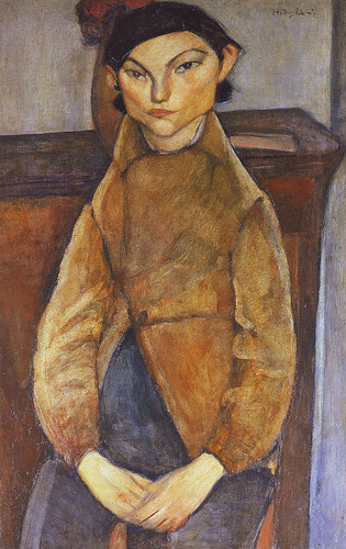 Modigliani Young Gypsy | by griffinlb