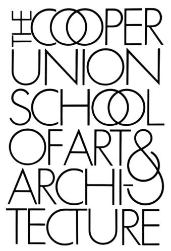 cooper union logo cooper union logo by herb lubalin