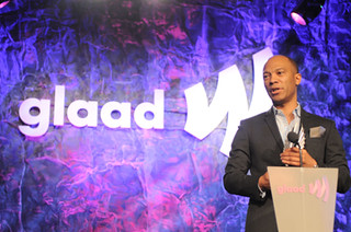 AT&T is honored at the 22nd Annual GLAAD Media Awards  at San Francisco Marriott Marquis on May 14, 2011 in San Francisco, California. | by GLAAD