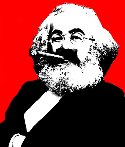 Marx x Marx | by agitprop