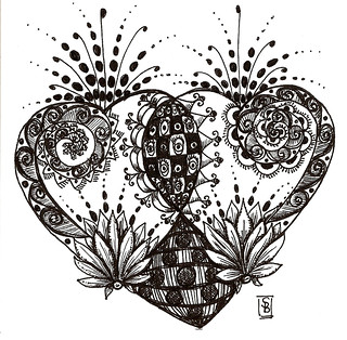 doodle heart | by sbergeron00