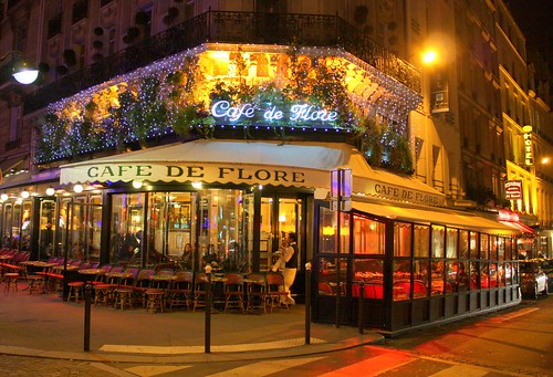 Café de Flore, Paris | by DarkB4Dawn