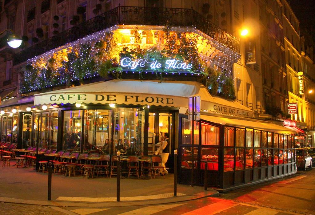 Cafe De Flore Paris Henrik Berger Jorgensen Flickr - Fotos-de-flore