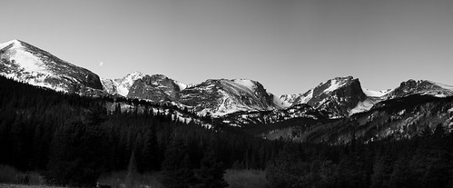 Black and White Panorama | by taylorphotography