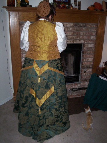dickens costume 2008 | by VirtuousThreads