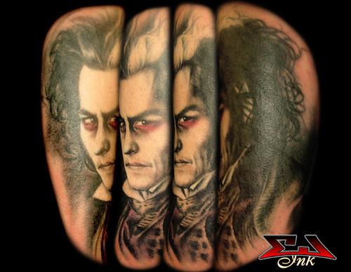Sweeney todd 2 2 close ej ink atlanta ga 770 402 for Sweeney todd tattoo
