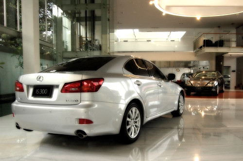 A Lexus Car On Back | by Hendrawillyanto
