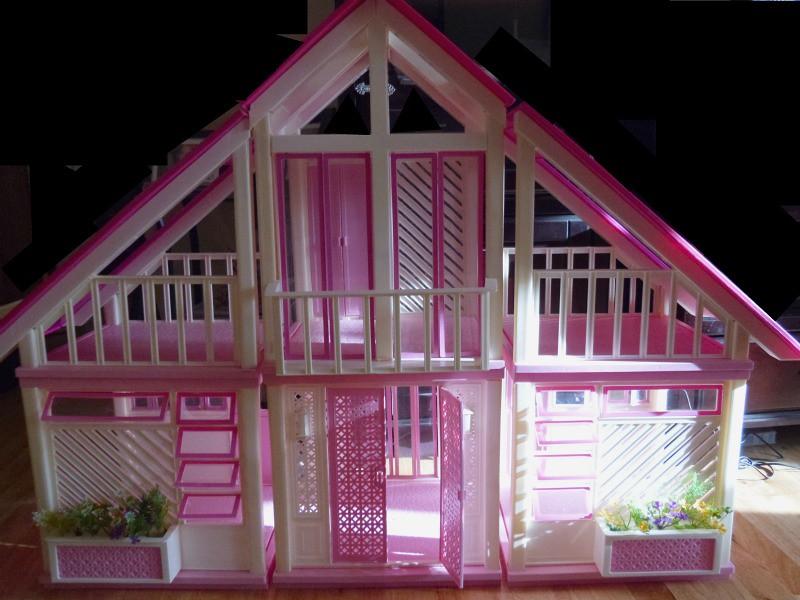 Barbie 39 S Dream House Flickr