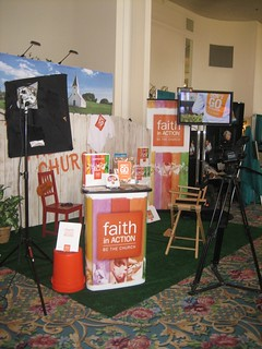 Faith in Action Booth at NPC | by Faith in Action