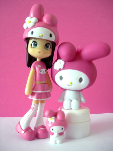 My Melody world | by rosaperfecto
