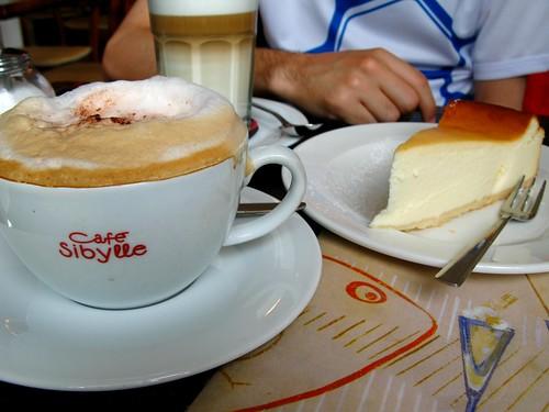 Cafe Sybille Berlin Reiner Lauterbach Sowjetunion Ddr