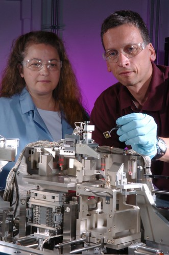 R&D 100 - Hard X-ray Nanoprobe | by Argonne National Laboratory