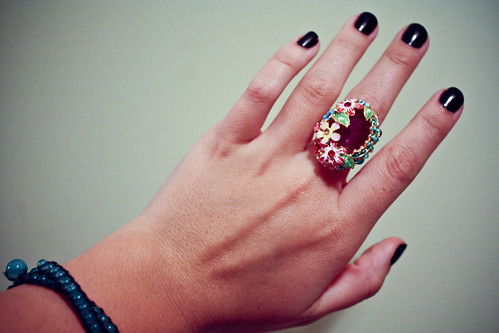 i love tacky rings | by sidewaysglances