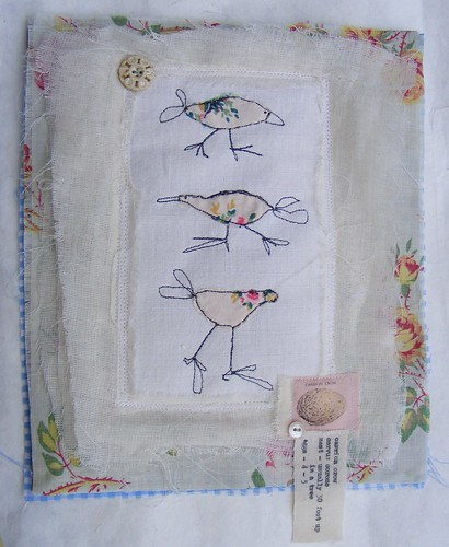 textile collage | by hens teeth