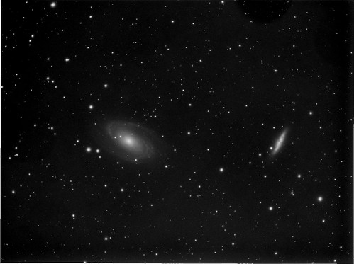 Cigar Galaxy and Bode's Galaxy (M81 and M82) | by Astrochoupe