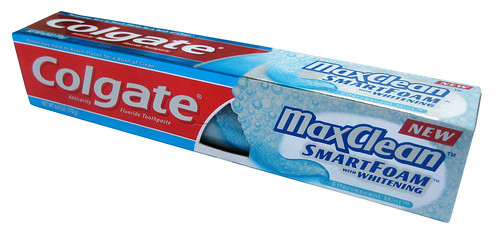 Colgate Effervescent Mint MaxClean SmartFoam with Whitening | by theimpulsivebuy