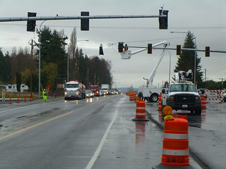 SR 20 traffic switch | by WSDOT