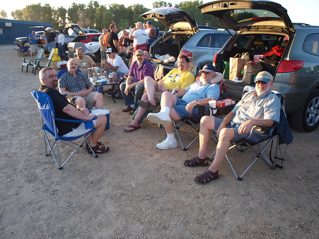 Movie Bears at the Drive-In 12