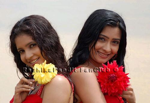 Radhika pandit n Shubha MMStills2 | rpfcadmin | Flickr