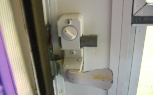 Febe Df on Larson Storm Door Latch Installation