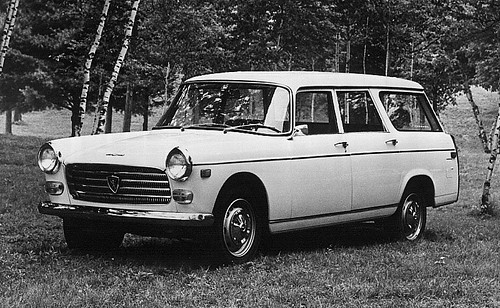 Peugeot 404 | by njsimca