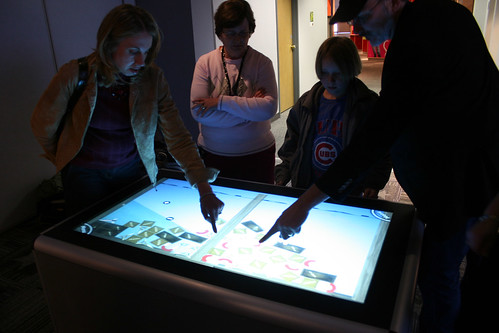Educators Check Out the Multitouch Table | by ideum