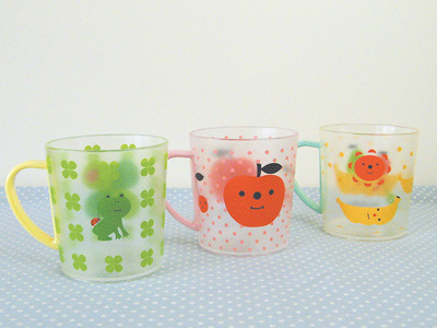 Decole: Plastic Mug Cup | by Japanese Gift Market : Official Flickr Page