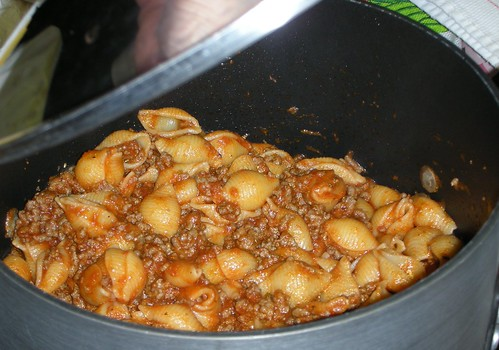 Image Result For Spaghetti With Browned