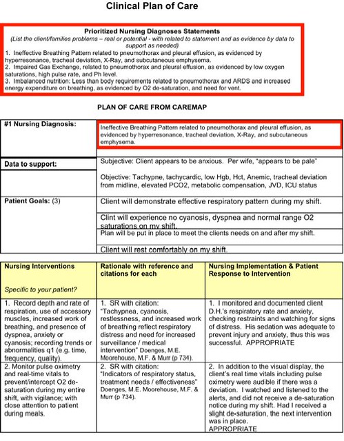 Ineffective Breathing Pattern Careplan TheSimple60 Flickr Beauteous Nursing Care Plan For Ineffective Breathing Pattern