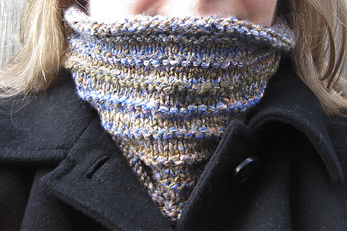 Crown Mountain Cowl | by chavala