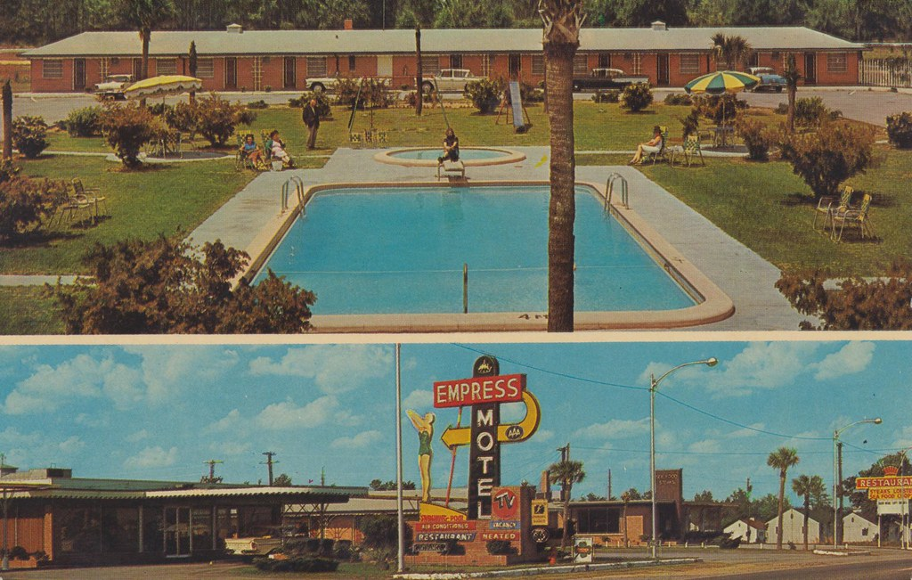 Empress Motel - Allendale, South Carolina