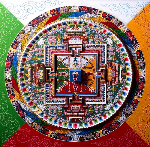 The Sand Mandala | by travelhaha
