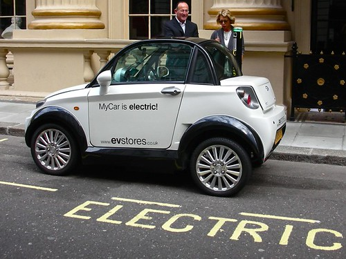 My electric Car! | by tonyhall
