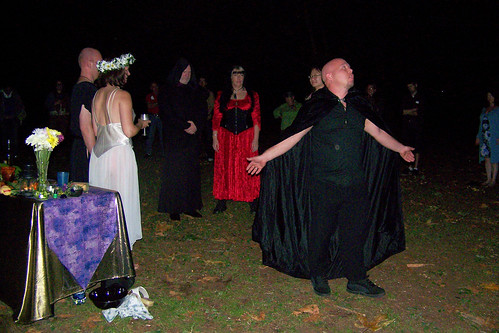 Handfasting of Tammy & Sloan 100_8758 | by Kam's World