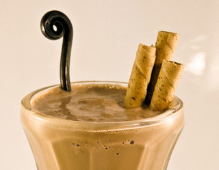 Chocolate Stout Milkshake | by Accidental Hedonist