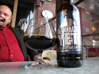 Great Divide Oak Aged Yeti Imperial Stout | by Bernt Rostad
