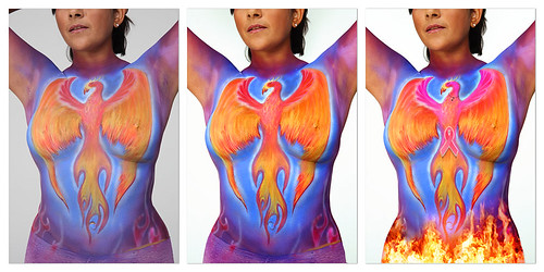 Phoenix Rising | by bodyartbykeegan