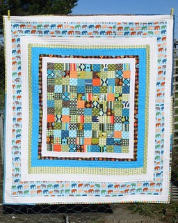 Scrap quilt | by Sew Vivid (aka highway.cottage)