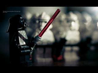 You don't know the power of the dark side ! | by P Squared Pics