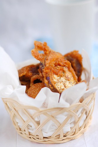 Fried Eggplant | by Japati