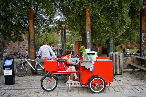 Food Bike | by Mikael Colville-Andersen