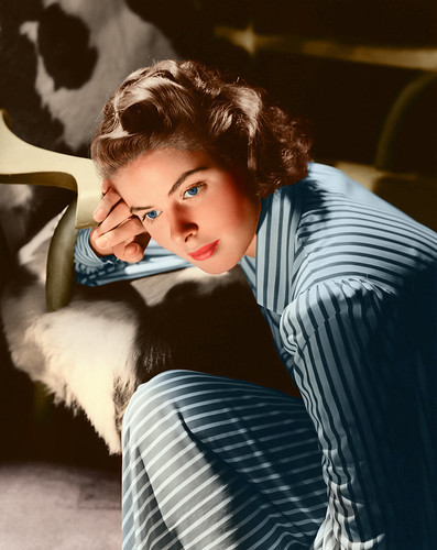 Ingrid Bergman | by manitou2121