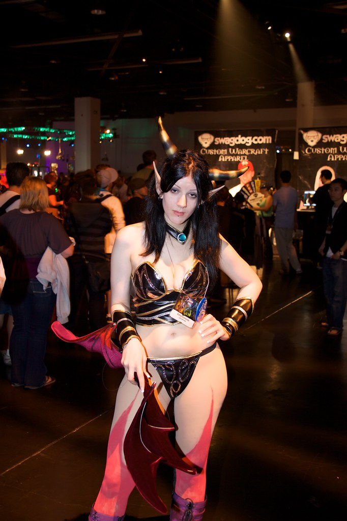Blizzcon 2009 Costumes
