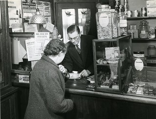 Sub-Post Office, Latimer, 1947 | by The Postal Museum