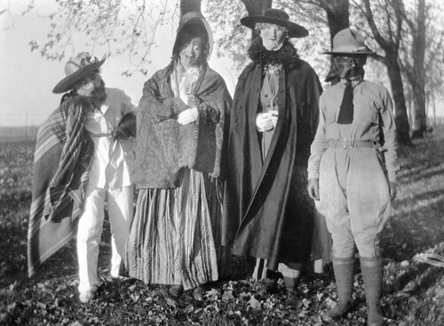 halloween costumes 1918 | by rich701